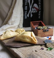 Pirate Hat meat pies