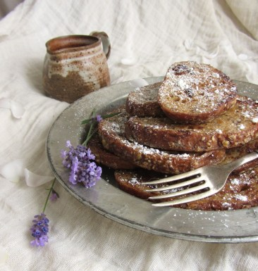 Poor Knights (medieval French Toast)
