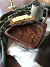 Outlander Venison Stew