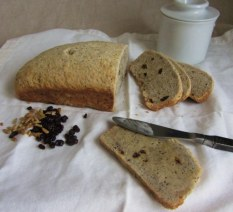 Seedcake with Emptins
