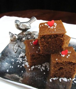 Treacle Spice Cake