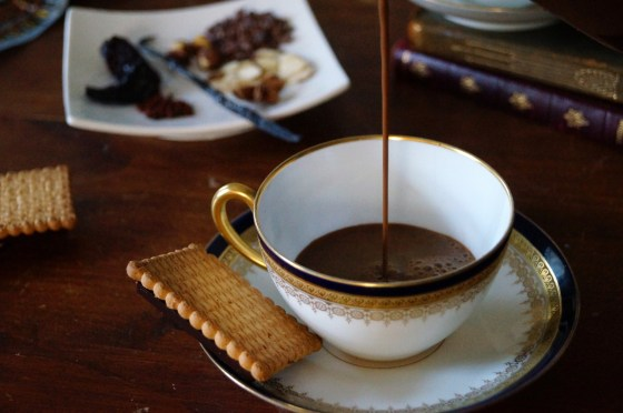 Historical Hot Chocolate, 1631