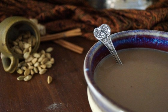 Cardamom Tea - The Throne of the Crescent Moon