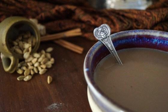 Cardamom Tea - The Throne of the Crescent Moon