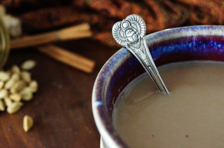 Cardamom Tea | Food Through the Pages