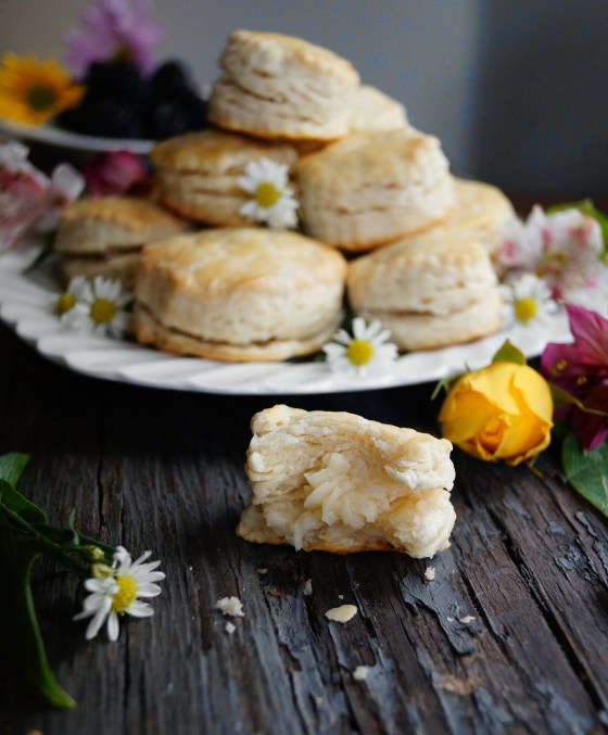 Honeybutter-filled Pop Biscuits | The Faraway Tree